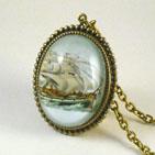 Smooth Sailing Clipper Ship