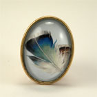 Birds of a Feather Brooch