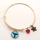 Whale Tail Star Fish Bracelet or Necklace