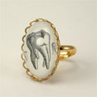Holy Molars Petite Ring
