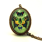 GossemerButterfly Deluxe Necklace