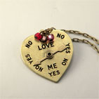 The Love-O-Meter Necklace