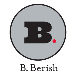 B.Berish Logo