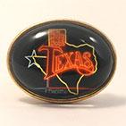 Billy Bob's Texas Brooch
