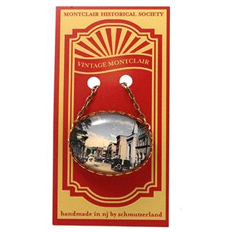 Vintage Downtown Montclair Necklace By Schmutzerland