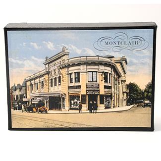 Vintage Montclair Street Scene Print by Schmutzerland